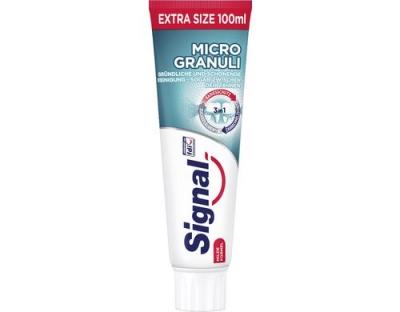 Signal Zahnpaste Micro Granuli 100 ml