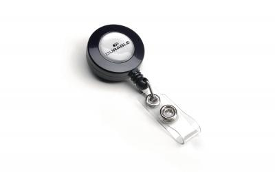 Durable Ausweishalter mit Druckknopf