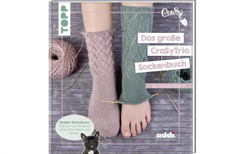Topp Buch Stricken Socken modenr