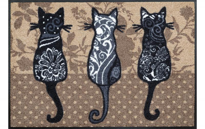 Wash+Dry Katzenbande Fussmatte