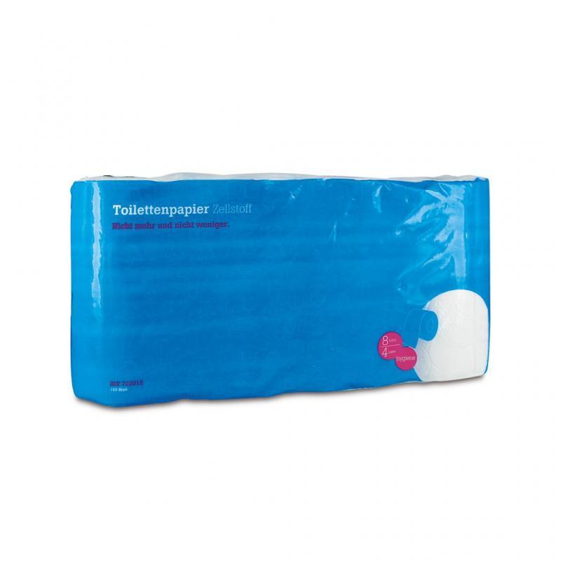 HARTMANN Toilettenpapier Zellstoff