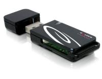 Delock 91667 Card Reader USB 2.0 20 in 1