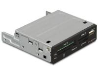 DeLock 91674 USB 2.0 CardReader 3.5