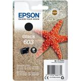 Tinte Epson C13T03U14010 Black, 130 Seiten