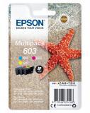 Tinte Epson C13T03U54010 3er-Pack Y,C,M