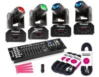 BeamZ Panther 15 Kit 1