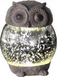 Star Trading Solar Decoration Owly