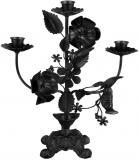 present time Kerzenhalter Flowers, 3 Kerzen