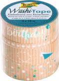 Folia Washi Tape Kraftpapier 1