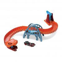 Hot Wheels City Set Viper-Brücken-Angriff