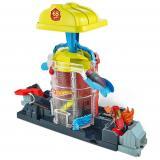 Hot Wheels City Feuerwehr-Einsatzzentrale