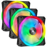 Gehäuselüfter Corsair iCUE QL120 RGB 3er