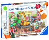 Tiptoi Baustellen Puzzle