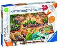 Tiptoi Zoo Puzzle