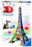 Puzzle Eiffelturm Love Edition