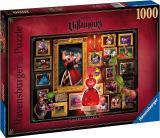 Puzzle Villainous:Queen of Hearts