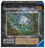 Puzzle ESCAPE 9: Unicorn