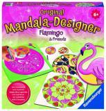 Mini Mandala Designer Flamingo