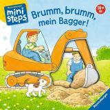 Ministeps Brumm, brumm, Bagger!