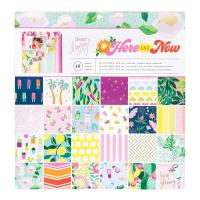 American Crafts Designpapier Here and Now