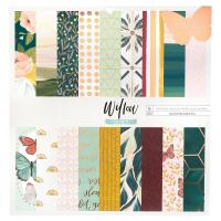American Crafts Designpapier Willow