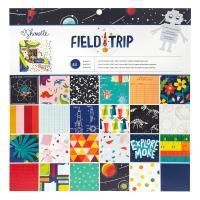 American Crafts Designpapier Field Trip