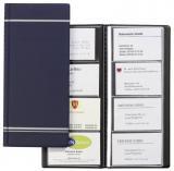 Durable Visitenkartenbuch Visifix 96 blau