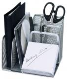 WEDO Stiftehalter Office-Serie Silber