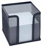 WEDO Zettelbox Office-Serie Schwarz