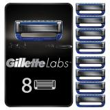 Gillette Labs Heated Razor Klingen 8er