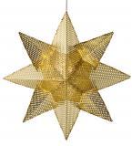 Sirius LED Stern Lene, Gold