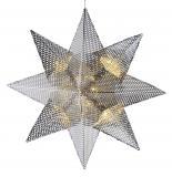 Sirius LED Stern Lene, Silber