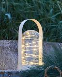 Sirius LED Laterne Arthur weiss