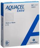AQUACEL EXTRA Hydrofiber Verband 10x10cm
