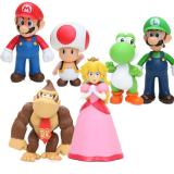 Super Mario Special Collection 6er Pack
