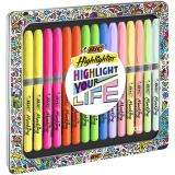 Bic Highlighter Grip Collection Box