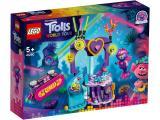 Lego Trolls Party am Techno Riff