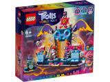 Lego Trolls Volcano Rock City Konzert