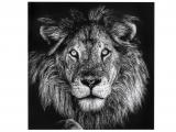 Cart Glückwunschkarte Löwe