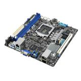 ASUS P11C-I: 1x LGA1151, E-2200, Mini-ITX