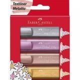 Faber-Castell Textmarker Metallic