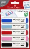 Faber-Castell Textilmarker Baby Edition