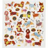 Creativ Company Sticker Hunde