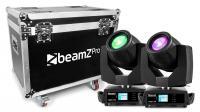 BeamZ Pro Tiger E 7R MKII Set