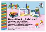 URSUS Bastelblock Rainbow