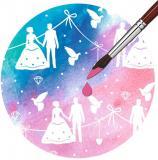 URSUS Zauberpapier Hochzeit