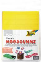 Folia Moosgummi Mosaik Basic