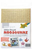 Folia Moosgummi Mosaik Glitter