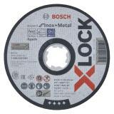 BOSCH X-LOCK Trennscheibe Expert 125 mm