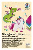 URSUS Moosgummi-Set Glitter Modern